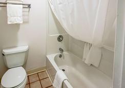 Rodeway Inn - Gunnison - Μπάνιο