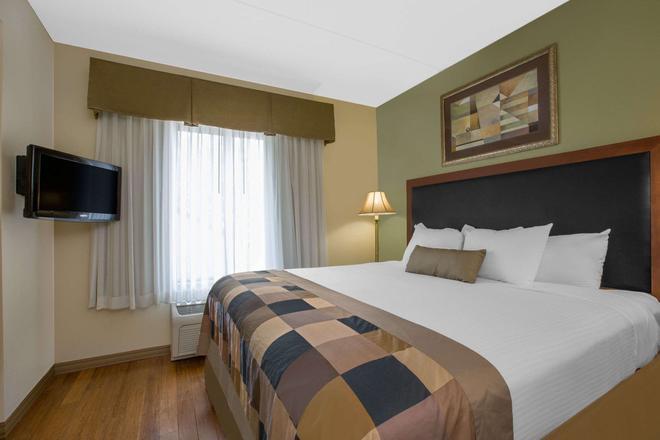 Wingate by Wyndham Tuscaloosa - Tuscaloosa - Bedroom