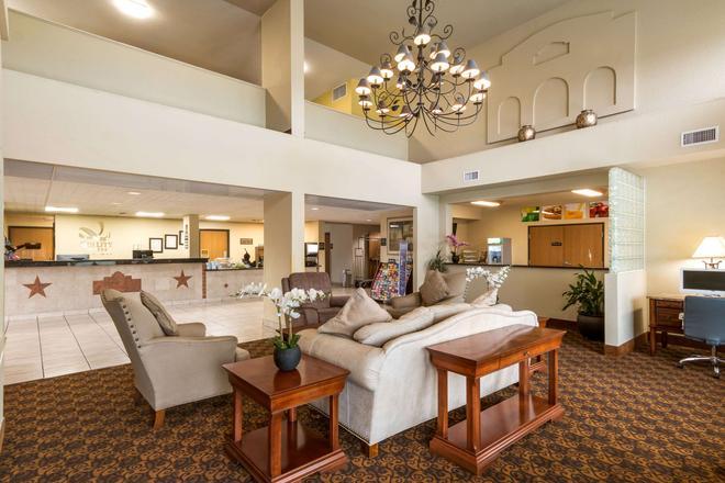 Quality Suites San Antonio - San Antonio - Lobby