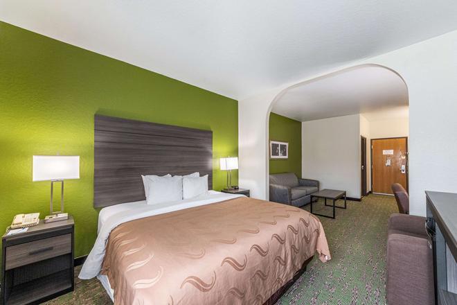 Quality Suites San Antonio - San Antonio - Makuuhuone