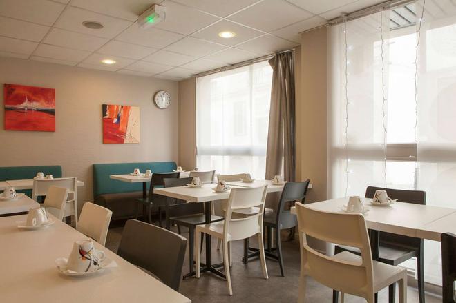 The Originals City, Hôtel Novella, Nantes Centre Gare (Inter-Hotel) - Nantes - Restaurant