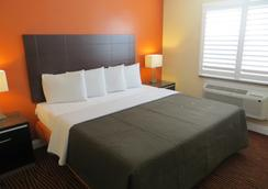 Convention Center Inn & Suites - San Jose - Bedroom