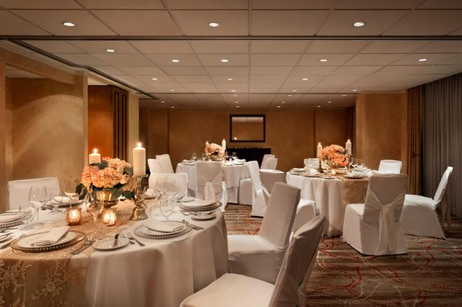 Executive Hotel Le Soleil - Vancouver - Banquet hall