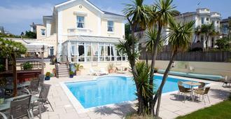 Riviera Lodge Hotel - Torquay - Piscina