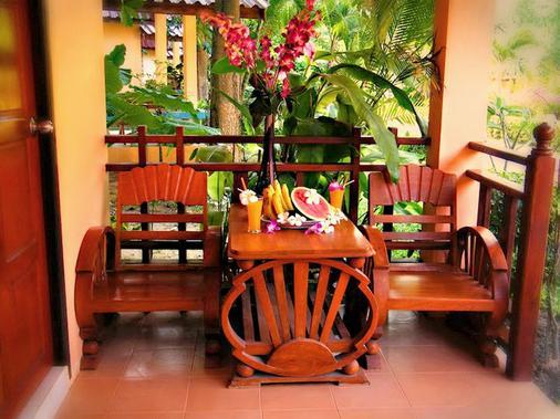 Lanta Pavilion Resort - Ko Lanta - Phòng ngủ