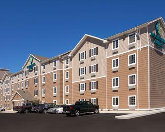 Woodspring Suites Hobbs - Hobbs - Building