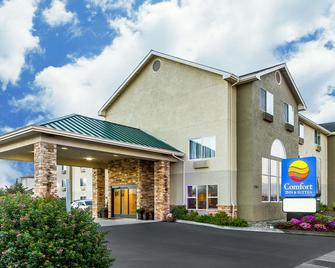Comfort Inn & Suites Redwood Country - Fortuna - Building