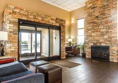 Comfort Inn & Suites Redwood Country - Fortuna - Lobby