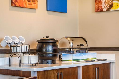 Comfort Inn & Suites Redwood Country - Fortuna - Buffet