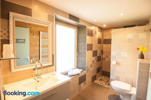 Arcanson - Autrans-Méaudre-en-Vercors - Bathroom