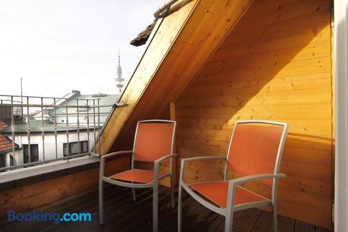 Preuß im Dammtorpalais - Hamburg - Balcony