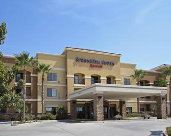 SpringHill Suites by Marriott Madera - Madera - Building
