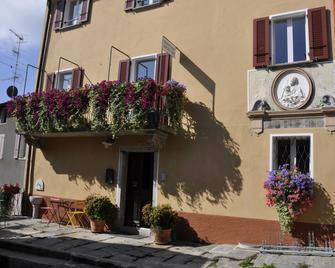 Guesthouse Arosio B&B - Alto Malcantone - Будівля