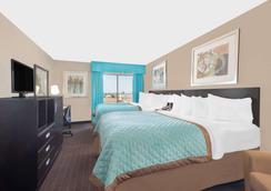 米德蘭溫德姆花園酒店 - 米德蘭 - 米德蘭(德克薩斯州) - 臥室