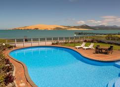 The Heads Hokianga - Omapere - Piscina