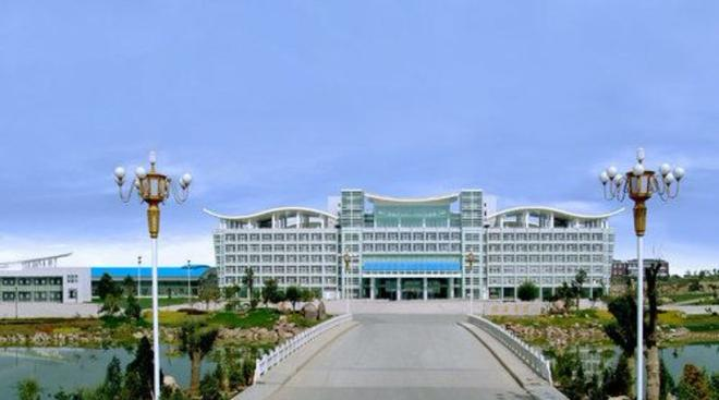 寧夏悅海賓館 - 銀川 - 建築