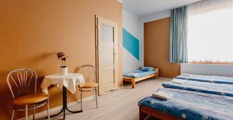 Hostel Tara - קראקוב - חדר שינה