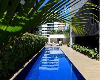 Hotel Porto Jatiuca - Макеіо - Басейн