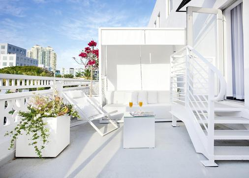 Blanc Kara - Adults Only - Miami Beach - Balcony