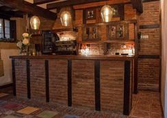 Hotel Casa del Marqués - Santillana del Mar - Bar