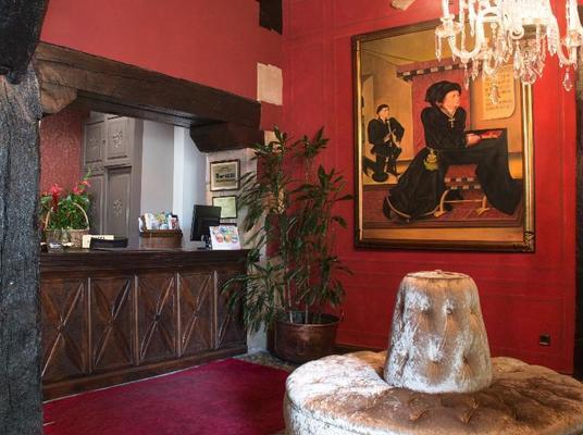 Hotel Casa del Marqués - Santillana del Mar - Lễ tân