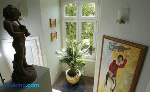 Pension Am Grossen Garten - Dresden - Phòng tắm