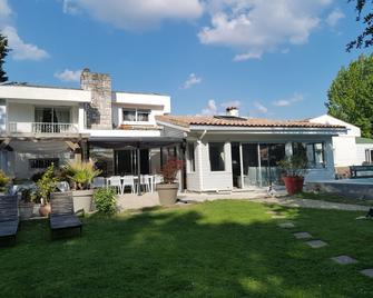 Maison Lucilda - Pessac - Gebouw