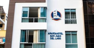 Aparta Hotel San Juan del Lago - Pereira - Toà nhà