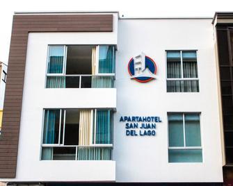 Aparta Hotel San Juan Del Lago - Pereira - Gebäude