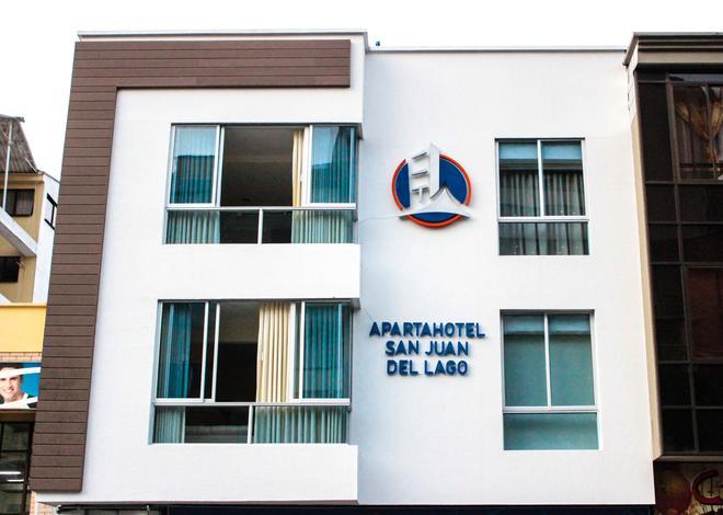 Apartahotel San Juan Del Lago - Pereira - Toà nhà