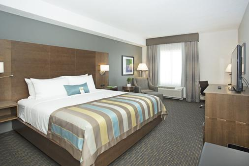 Wingate by Wyndham Calgary Airport - Calgary - Bedroom