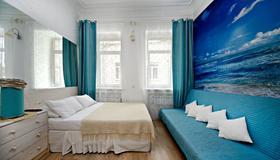 Bulgakov Mini-Hotel - מוסקבה - חדר שינה