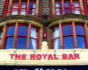 The Royal - Morecambe - Building