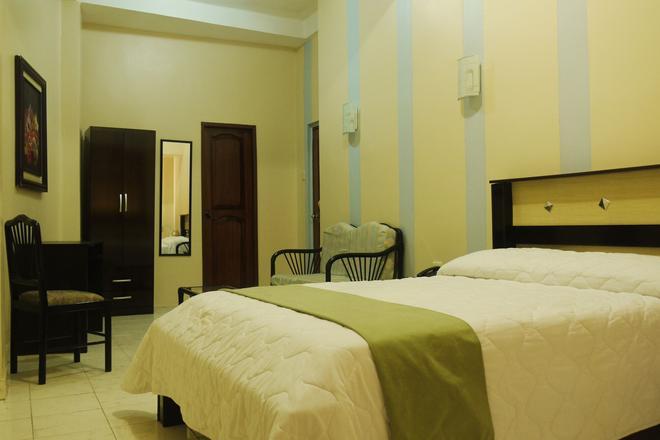 大西洋公寓酒店 - 瓜亞基爾 - 瓜亞基爾 - 臥室