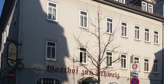 Gasthof zur Schweiz - Jena - Edificio