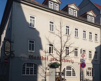 Gasthof zur Schweiz - Jena - Building