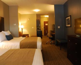 Best Western PLUS Fort Saskatchewan Inn & Suites - Fort Saskatchewan - Bedroom
