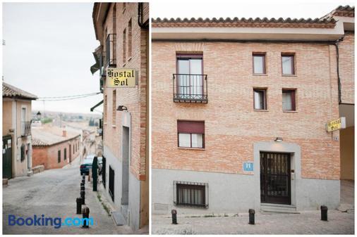 Hostal Sol - Toledo - Toà nhà