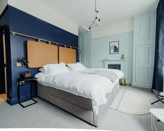 The Masons Arms Hotel - Louth - Bedroom