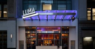 Luma Hotel - Times Square - New York - Edificio