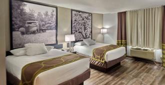 Super 8 by Wyndham Georgetown - Georgetown - Bedroom