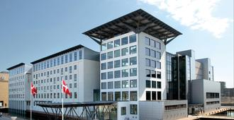 Copenhagen Island Hotel - Κοπεγχάγη - Κτίριο