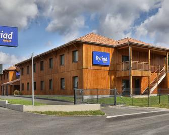 Kyriad Perigueux - Boulazac - Boulazac - Gebäude