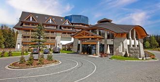 Hotel Grand Nosalowy Dwor - Zakopane - Rakennus