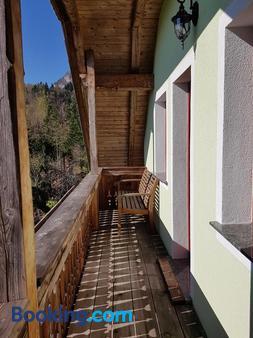 Vaznik Farm House Apartments - Bled - Balcony