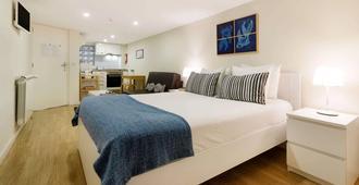 Fishtail Sea House - Matosinhos - Schlafzimmer