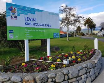 Levin Kiwi Holiday Park - Levin - Buiten zicht