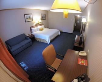 Best Western Santorin - Сьюдад Вікторія - Спальня
