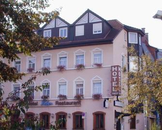 Hotel Faber - Worms - Gebäude