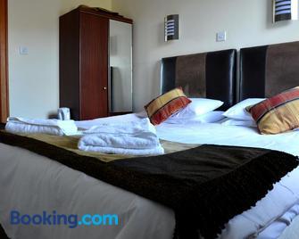 Crown Hotel - Stranraer - Slaapkamer